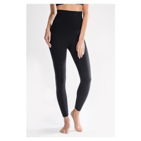 Damskie legginsy sportowe z wysokim stanem Mrs Fitness