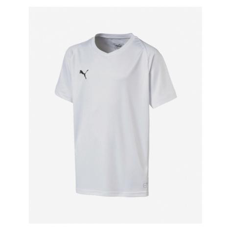 Puma Liga Jersey Core Koszulka dziecięce Biały