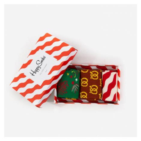Skarpetki Happy Socks Christmas Giftbox SXMAS08 4001