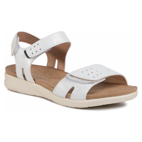 Sandały CLARA BARSON - WS1408-01 Silver