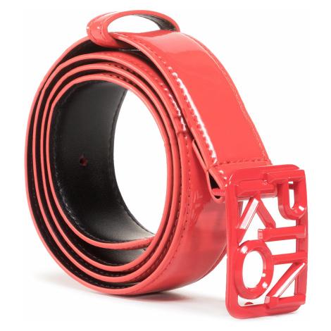 Pasek Damski PINKO - Fischio Small 1 Belt Al 20-21 PLT01 1H20S2 Y6ER Red R25