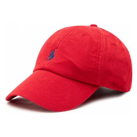 Polo Ralph Lauren Czapka z daszkiem Classic Sport Cap 710834740004 Czerwony