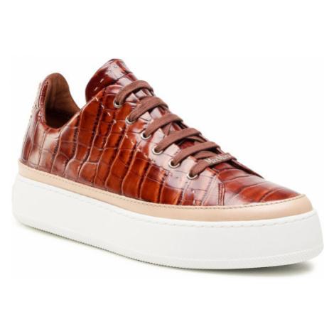 Max Mara Sneakersy Vera 47610116650 Brązowy