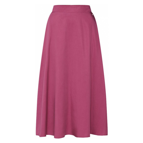TOM TAILOR DENIM Spódnica różowy pudrowy