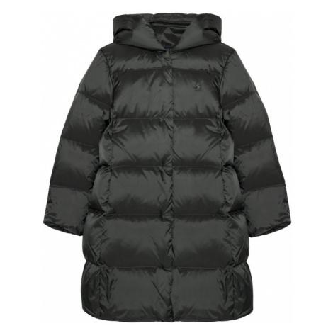Polo Ralph Lauren Kurtka puchowa Channel Coat 313795699003 Szary Regular Fit