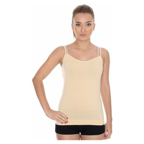 Podkoszulka damska CM 00210 Camisole beige Brubeck
