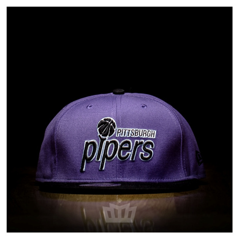 New Era 59Fifty Pittsburgh Pipers Full Cap Purple