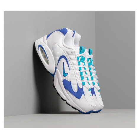 Nike W Air Max Triax White/ Lagoon-Newport Blue-Black