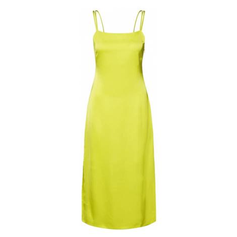 EDITED Sukienka 'Coven' żółty
