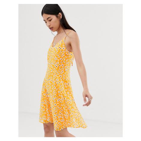 Selected Femme floral cami mini dress
