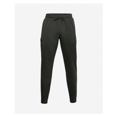 Under Armour Rock Charged Cotton® Fleece Spodnie dresowe Zielony