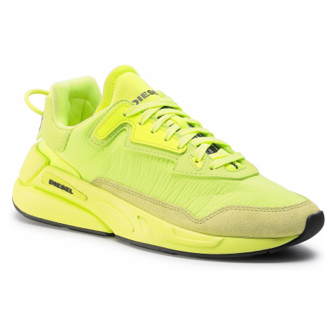 Sneakersy DIESEL - S-Serendipity Lc W Y02350 P3390 T3153 Safety Yellow