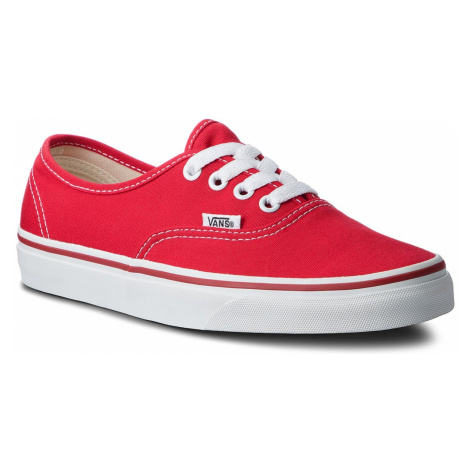 Tenisówki VANS - Authentic VN000EE3RED Red