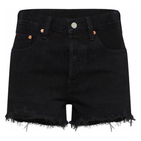 LEVI'S Jeansy '501®' czarny Levi´s