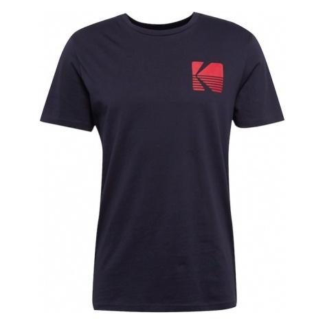 JACK & JONES Koszulka 'Kodak' niebieska noc / mieszane kolory