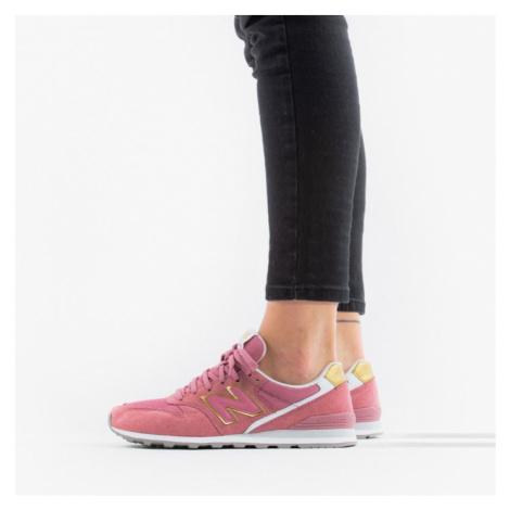 Buty damskie sneakersy New Balance WL996CP