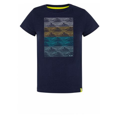 T-shirt chłopięcy LOAP BARIS