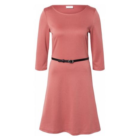 VILA Sukienka 'Vithilde 3/4 Dress / AY' różowy pudrowy