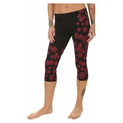 legginsy Loap Adla - V21JY/Tap Shoe/Pink Allower