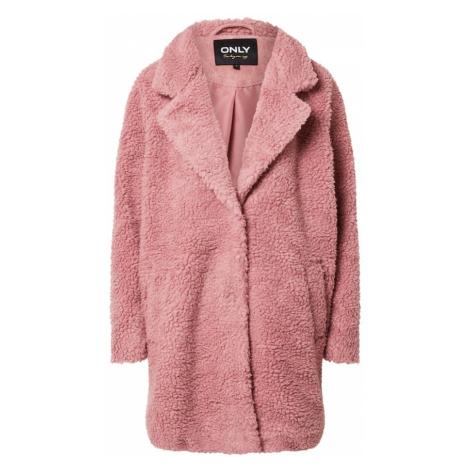 ONLY Płaszcz przejściowy 'Aurelia' różowy pudrowy