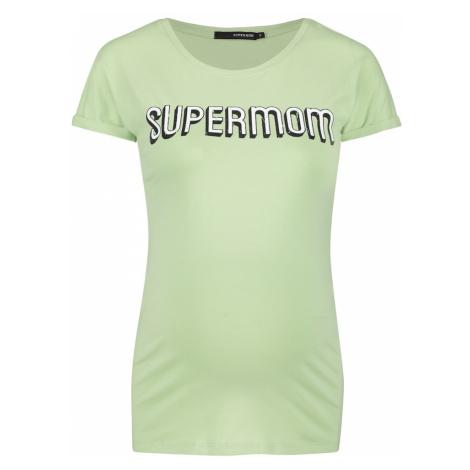 Supermom Koszulka jasnozielony