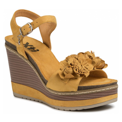 Sandały XTI - 49715 Yellow