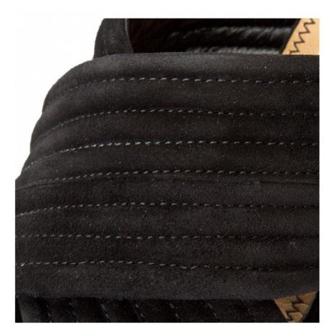 Pepe Jeans Klapki Bay Stitching PLS90249 Czarny