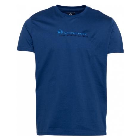 La Martina Koszulka niebieski / błękitny