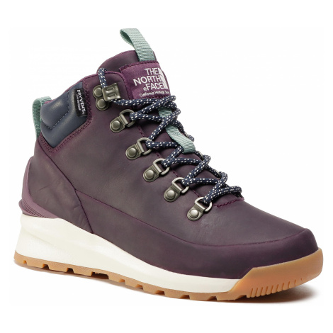 Trekkingi THE NORTH FACE - Back-To-Berkeley Mid Wp NF0A4AZFV591 Blackberry Wine/Urban Navy