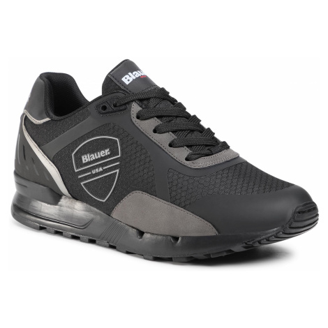 Sneakersy BLAUER - F0TYLER03/NYL Blk Black