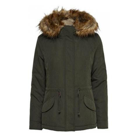 ONLY Kurtka damska New Lucca Parka Jacket Otw. Peat