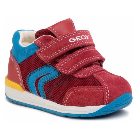 Sneakersy GEOX - B Rishon B. B B940RB 01422 C7000 Red