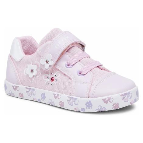 Sneakersy GEOX - B Kilwi G. F B15D5F 0EWBC C8004 S Pink