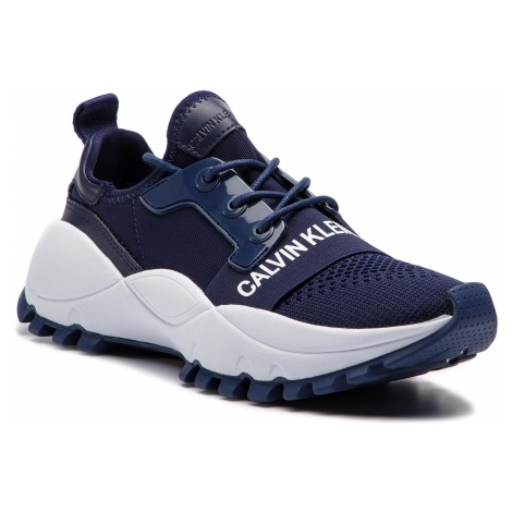 Sneakersy CALVIN KLEIN JEANS - Talula R7813 Navy