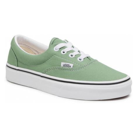 Vans Tenisówki Era VN0A54F14G61 Zielony