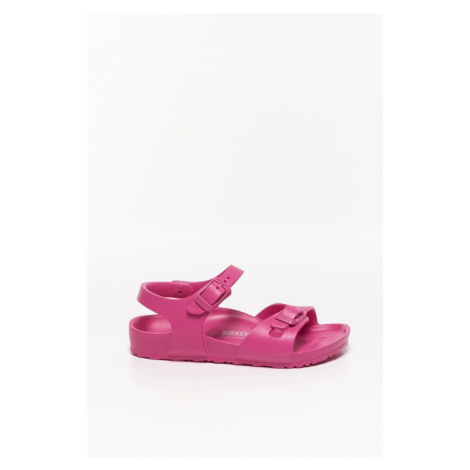 Sandały Birkenstock Rio Kids Eva 1015463 Beetroot Purple