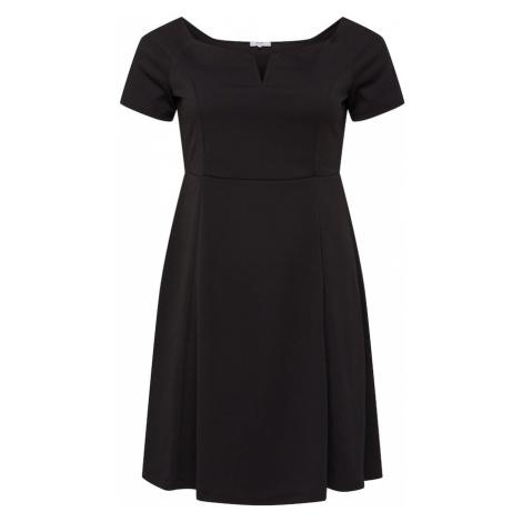 ABOUT YOU Curvy Sukienka 'Fabia' czarny