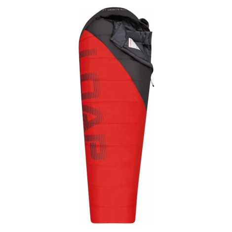 ST.MORITZ evo sleeping bag red LOAP