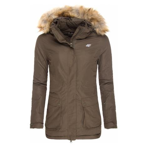 Women's winter jacket 4F KUDN007