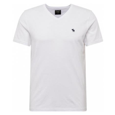 Abercrombie & Fitch Koszulka 'GLBL V NECK MULTIPACK' biały