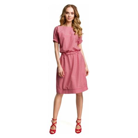 Wykonana z emocji sukienka kobiety M376 Made of Emotion