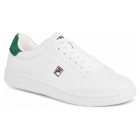 Sneakersy FILA - Crosscourt 2 F Low 1010276.85P White/Greener Pastures