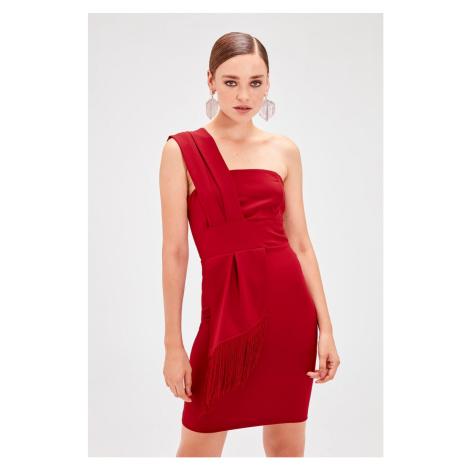 Women's dress Trendyol Tassel Detailed