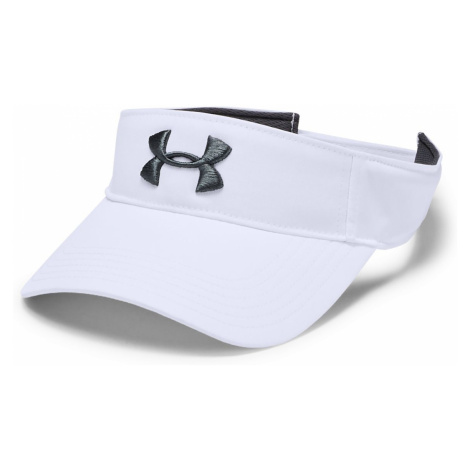 Męski daszek do golfa Core-WHT Under Armour