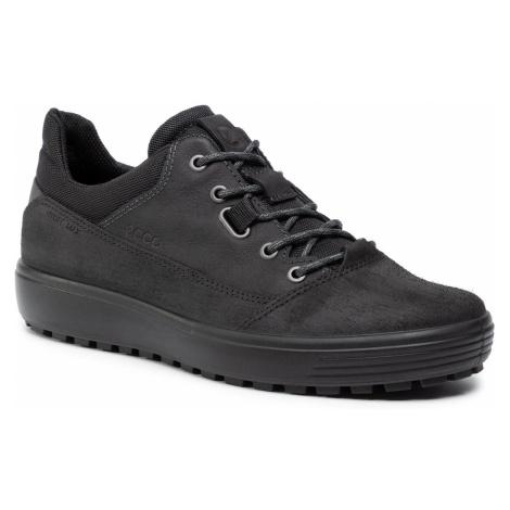 Półbuty ECCO - Soft 7 Tred M 45025451052 Black/Black