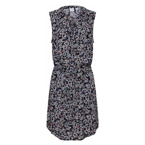 GAP Letnia sukienka mieszane kolory / czarny