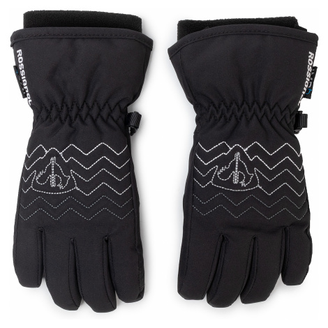 Rękawice narciarskie ROSSIGNOL - Popy Impr G RLIYG07 Black 200