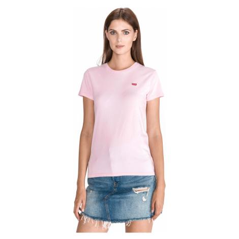 Levi's The Perfect Koszulka Różowy Beżowy Levi´s