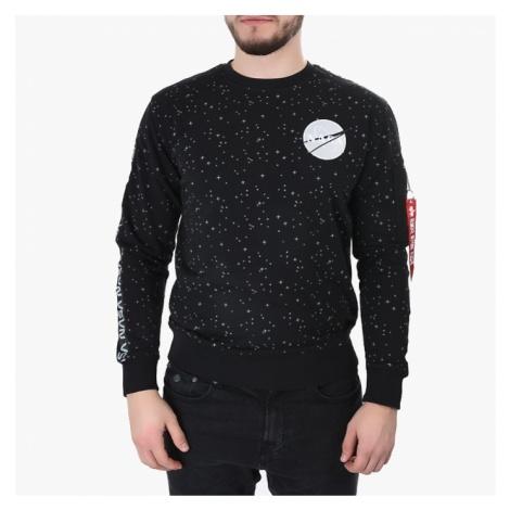 Bluza męska Alpha Industries NASA Tape Sweater 196315 03