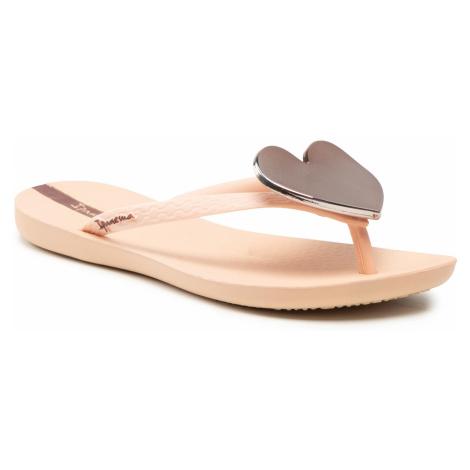 Japonki IPANEMA - Maxi Fashion II Fem 82120 Pink/Metalic Pink 24517